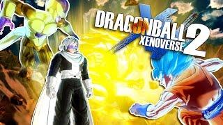 THE LEGENDARY HERO REBORN! | Dragon Ball Xenoverse 2 [1]