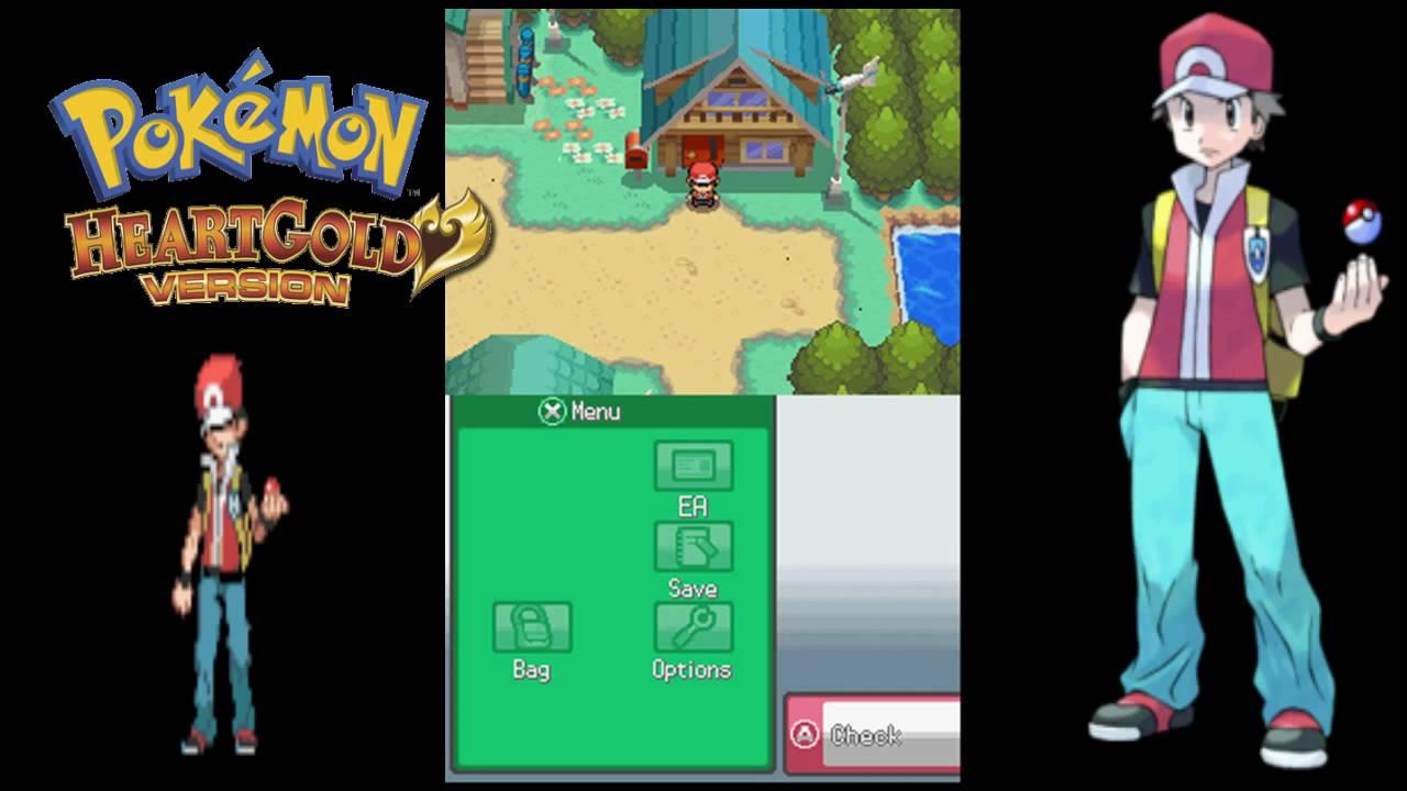 Pokemon Heartgold Rom Emuparadise