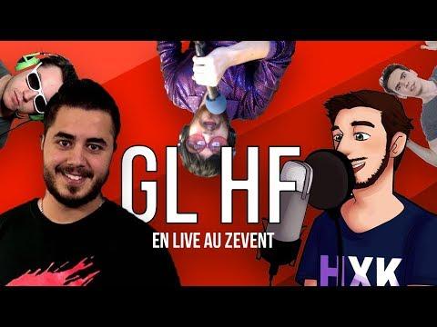 Doigby & Hexakil ft. Domingo, Nono, ZeratoR,... - GLHF (live Zevent) thumbnail