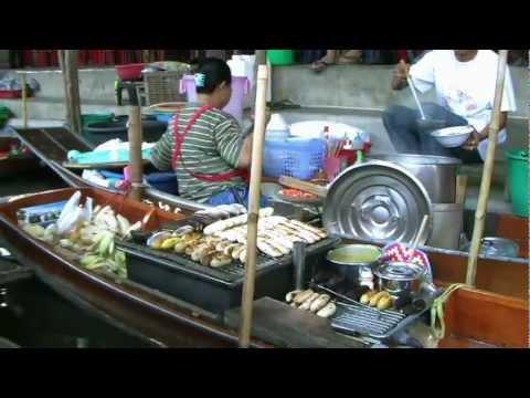PART 2 Floating market Thailand