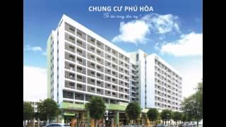 Chung cư - nhà ở xã hội Phú Hòa (Thủ Dầu Một)
