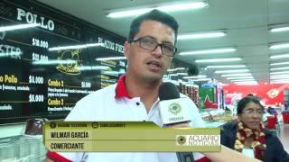 Caen ventas en negocios por remodelación de parque de Rionegro