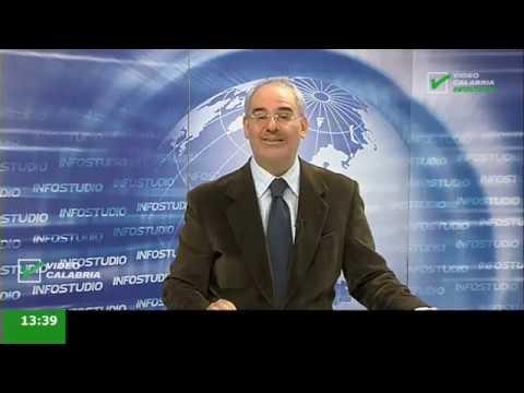 InfoStudio il telegiornale della Calabria notizie e approfondimenti - 23 Novembre 2019 ore 13.30