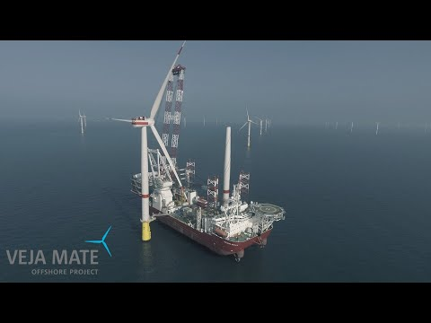Making of Veja Mate Offshore Wind Farm
