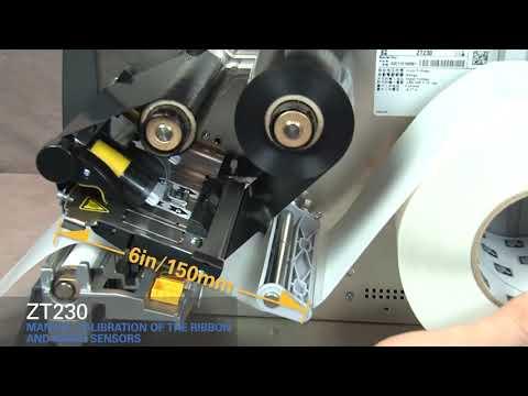 Zebra ZT230 manual