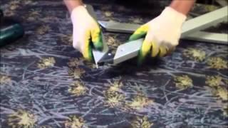 видео алюминиевый профиль