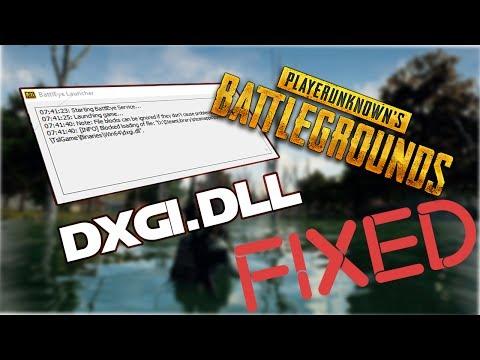 Ошибка Blocked file dxgi.dll  РЕШЕНИЕ без удаление ReShade !! Fixed  PUBG
