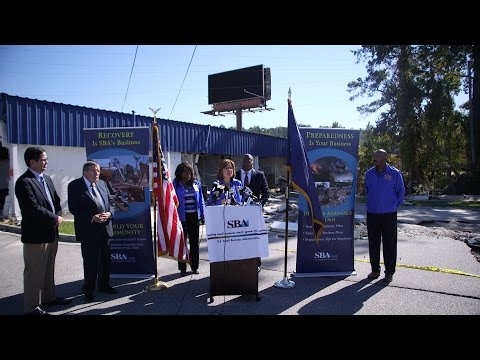 CAROLINA MONEY | SBA Announces Resources Available to Aid the Region's Recovery