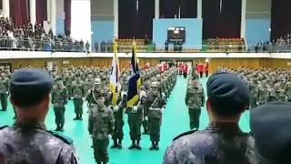 SHINee Onew 2019 Military Training Graduation