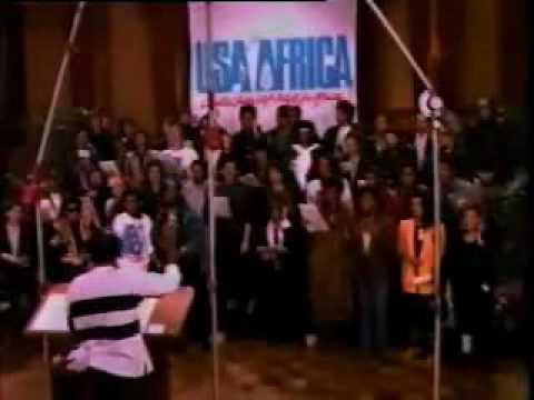 We Are The World   Mickael Jackson, Lionel Richie, Cindy Lauper, Donna Summer, Charles Ray, Latoya J , Tina Turner, Steve Wonder & Other Mp4