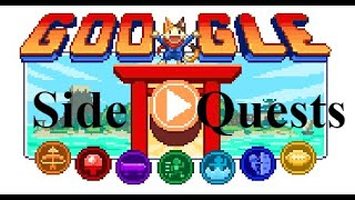 Doodle Champion Island Games Begin! - Side Quests Walkthrough