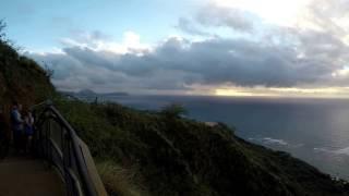 Diamond Head Oahu, Hawaii