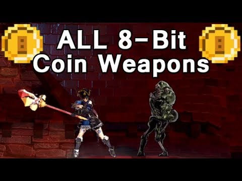 What are 8-Bit Coins - Bloodstained: Ritual of the Night