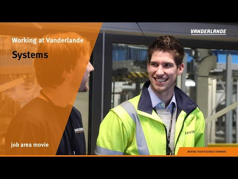Systems | Job area movie | Vanderlande