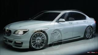 2012 Wald BMW 7-Series F01 Black Bison (HD)