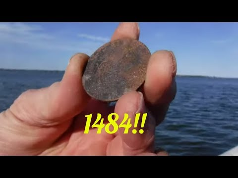 1484 Coin Found in the US??