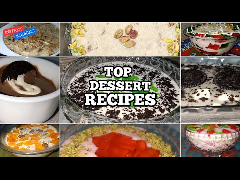 Top 14 Tasty Dessert Recipes | The Best Tasty Dessert of the Year 2020 | Instant Cooking