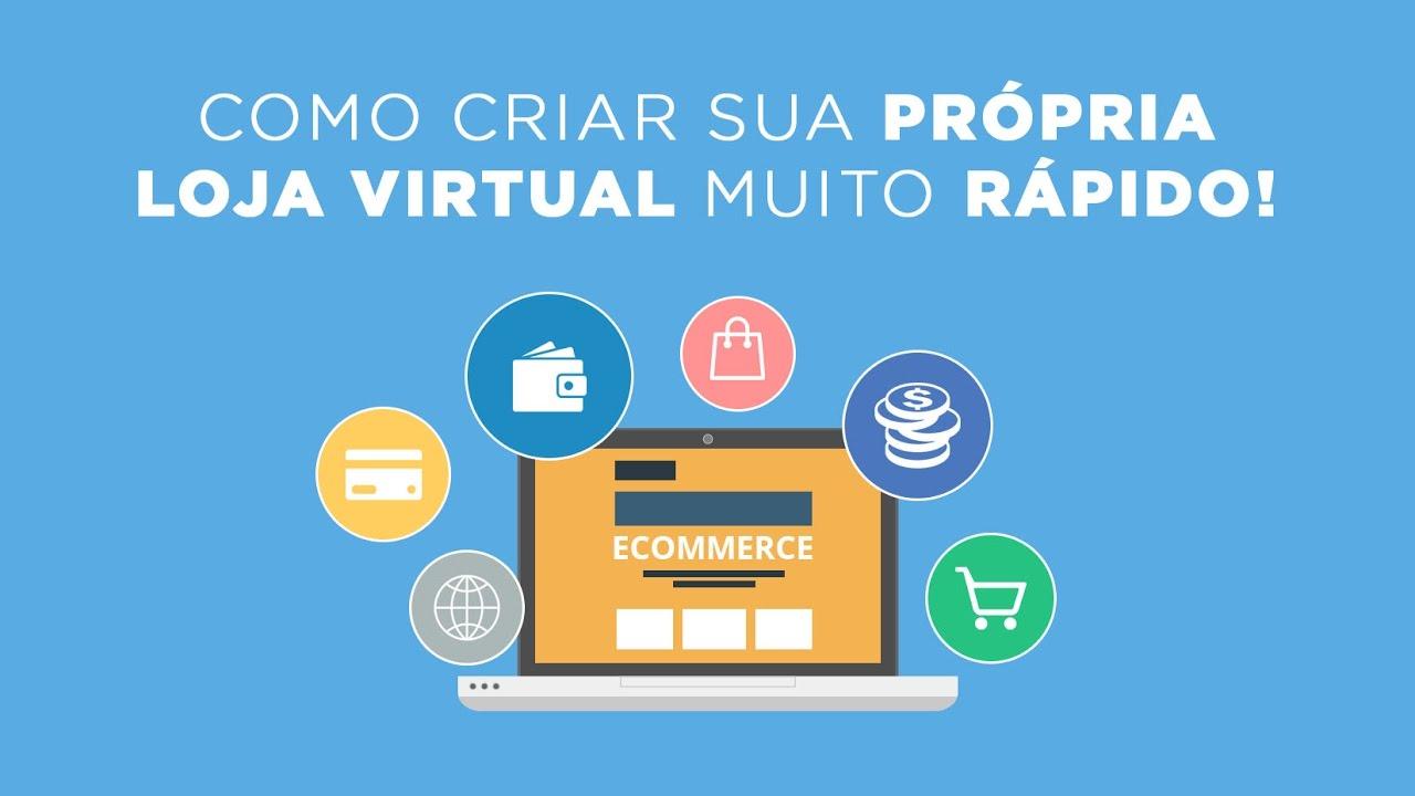 7b152daab Como montar uma loja virtual - YouTube