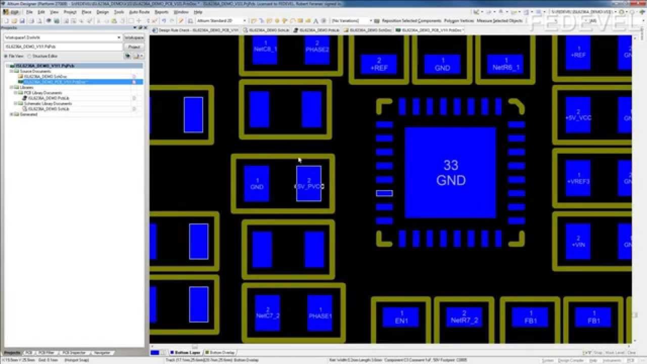 Learn Altium Essentials - Doing PCB Layout (Lesson 4) - YouTube