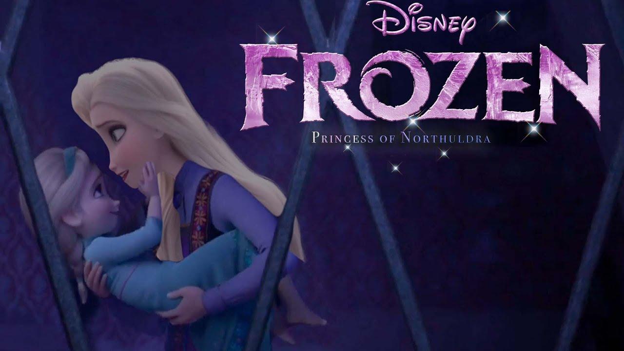 Download Princess of Northuldra    Jelsa Family   (Jack and Elsa Daughter - Fanmade Scene)