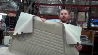 Improvements - 1962-64 Impala Pre-Assembled Door Panels