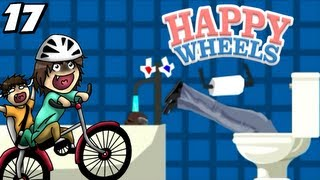 IL CESSO E' MALVAGIO!! - Happy Wheels [Ep.17]