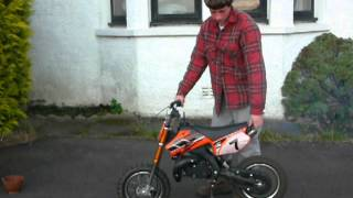 50cc cobra mini dirt bike, for SALE!!!!!!!!!!