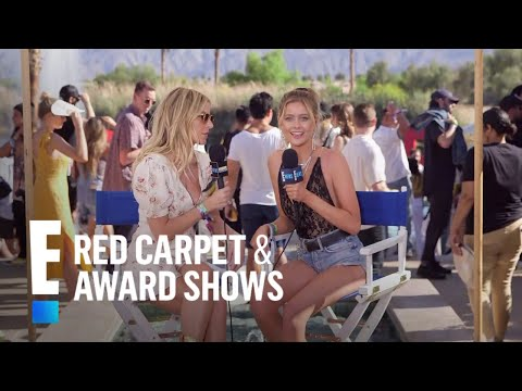 Hannah G. Reveals Music Festival Must-Haves & Busts a Rhyme | E! Red Carpet & Award Shows