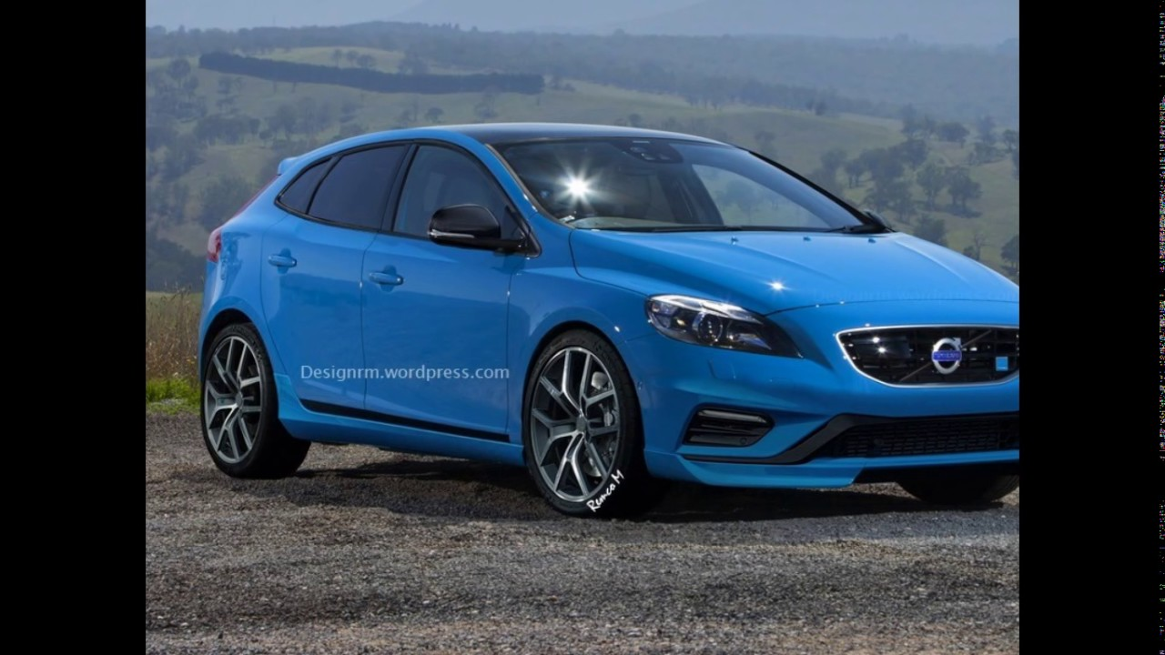 The New 2018 Volvo V60 Polestar