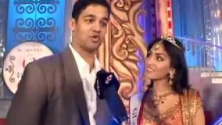 Sharima Rai is the 1st runner up  Mrs India 2009