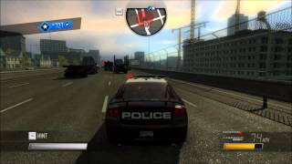 DriverSanFrancisco  the best game for Police pursuit