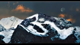 Lord Shiva miracle | Real Footage | mount kailash view from satellite map in Google Earth |