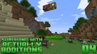 Surviving With Actually Additions :: E04 - Automated Tree Farm