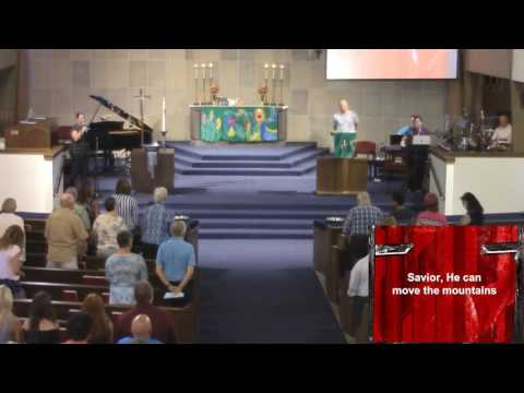 2017-06-25 Messiah Lutheran Church 9:30 am Contemporary Service