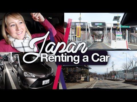 Renting A Car In Japan! Japan Jan 2020 | ThisNatasha | Rent A Car | Hire A Car
