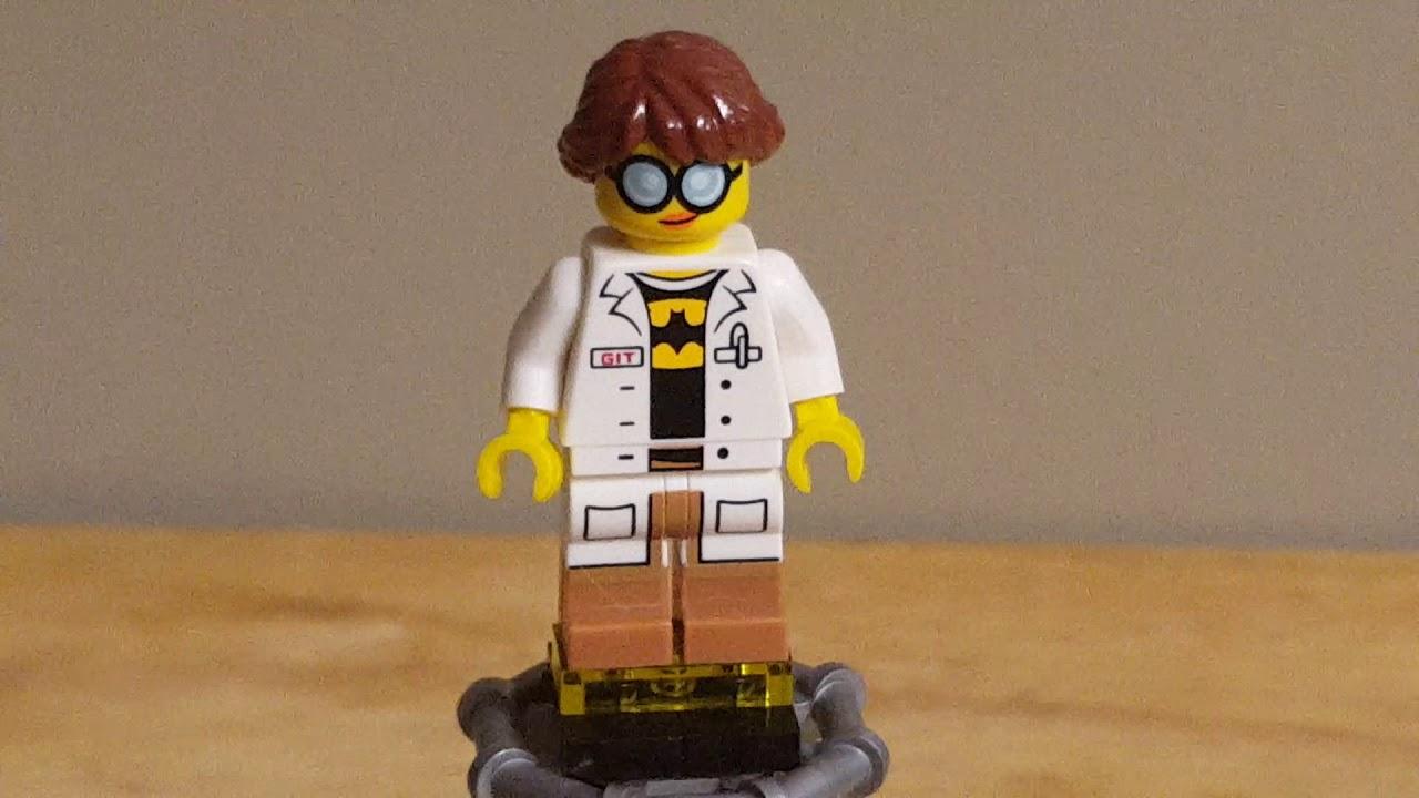 LEGO The Ninjago Movie Minifigures Series 71019 GPL Tech NEW