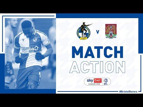 Bristol Rovers Northampton Goals And Highlights