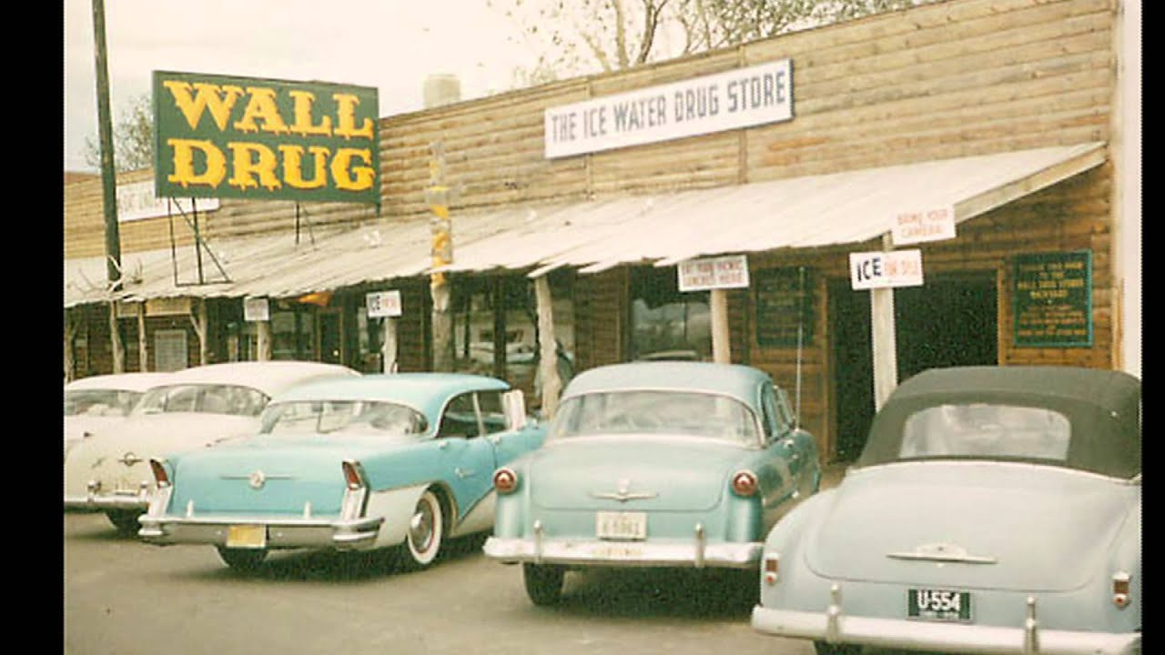 Landscapes of South Dakota: Wall Drug