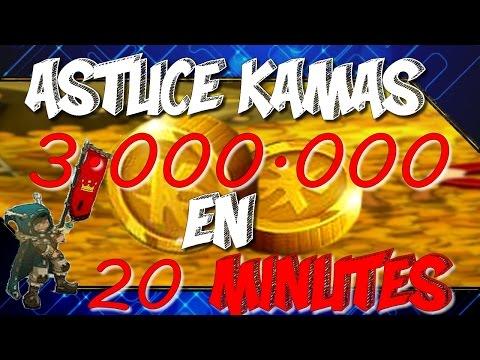 [ Wakfu ] Astuce Kamas ! 3M En 20 Minutes ? Rien De Plus Facile !