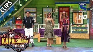 Kapil Welcomes Ileana D'cruz and Esha Gupta -The Kapil Sharma Show -Episode 33-13th August 2016