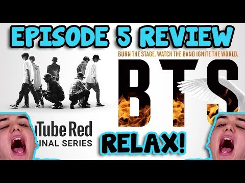 BTS: BURN THE STAGE - EP. 5 - REVIEW / REACTION