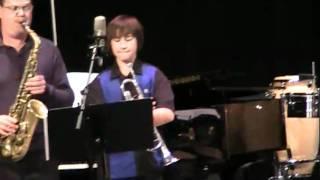 Los Cerritos MS Jazz Band - The Molly March