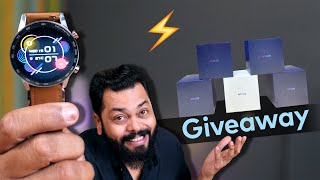 HONOR Magic Watch 2 Unboxing And First Impressions ⚡⚡⚡ 14-Day Battery Life And More!! 5X SURPRISE