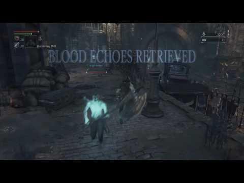Bloodborne coop part 2: Internet problems!