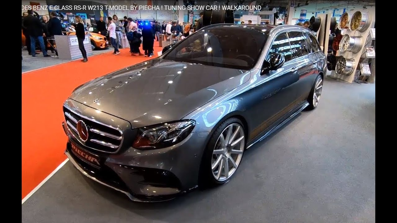 mercedes benz e class rs r s213 t model by piecha tuning. Black Bedroom Furniture Sets. Home Design Ideas