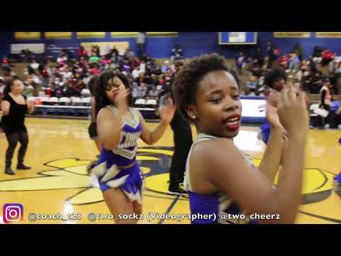 Cheerleaders: EPIC Cheer Battle Carver High School Vs. Winston Salem Prep Academy (Cheerleaders)