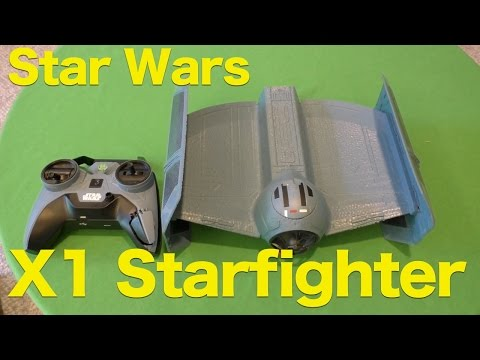 AIr Hogs RC Star Wars Darth Vader's TIE Advanced X1 Starfighter, Full Review