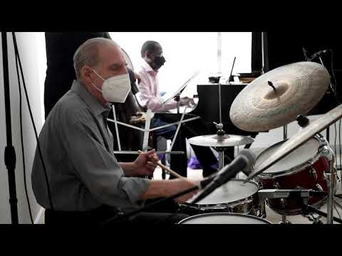 Mike Clark and George Cables play the Blues | Brave Sound Productions