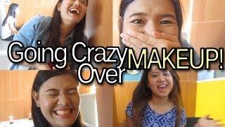 going crazy for makeup special guest june 24 2014 vlog   makeupbykarlamisa