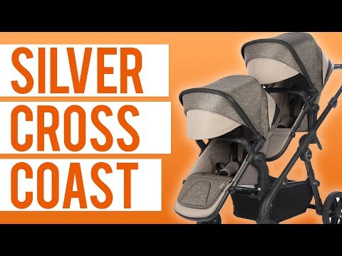 Silver Cross Coast Stroller 2019 | FIRST LOOK